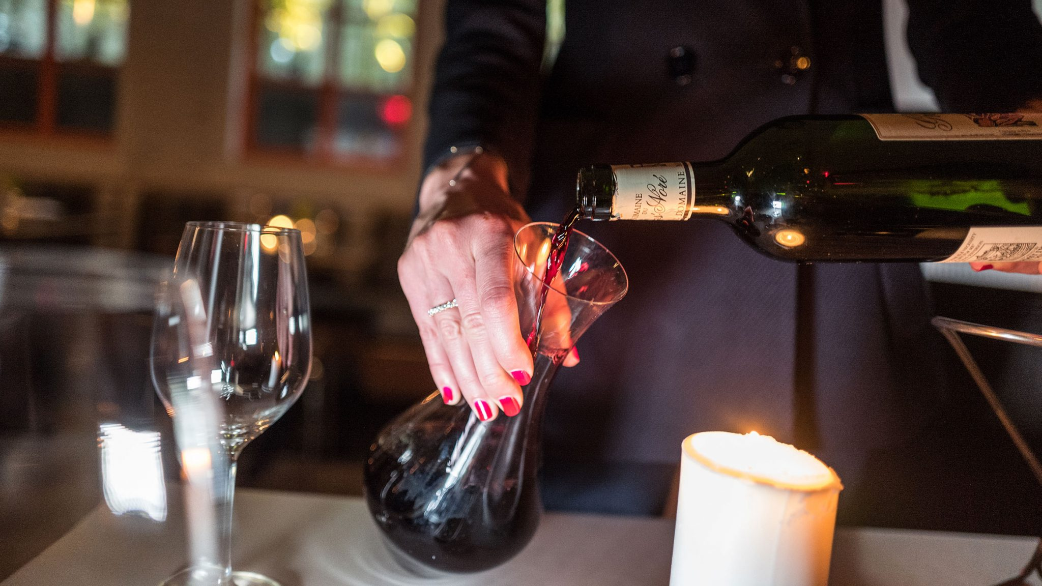 The unsung heroes of wine service