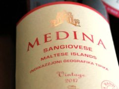 Malta's little-known Sangiovese