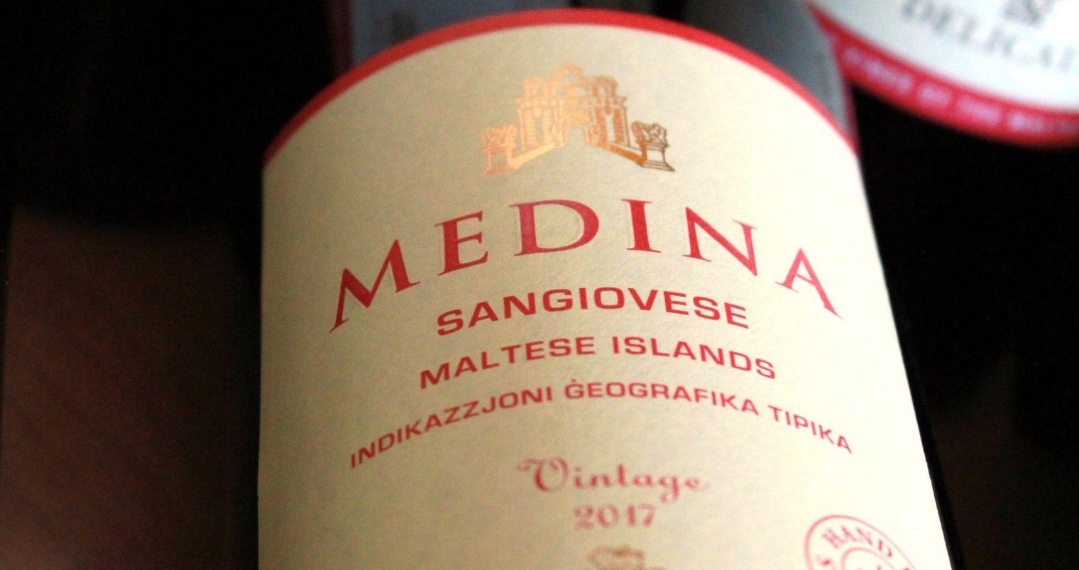 Malta's little-known Sangiovese