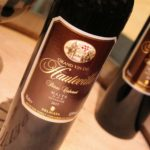 Shiraz Cabernet blend of wine